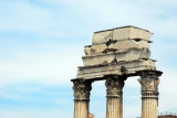 Temple of Castor and Pollux, 495 BC, Roman Forum