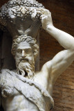 """Satiro Della Valle"""" Satyr from the Theatre of Pompey"""