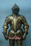 Armor of George Clifford, Third Earl of Cumberland, ca. 1580–1585