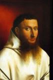 Portrait of a Carthusian by Petrus Christus, 1446