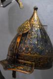 Turkish Helmet, 17th C., Topkapi Palace Armory