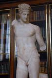 Satyr - Roman copy of a Greek original by Praxiteles