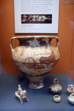 Ancient Greek pottery - Myceanae 1550-1500 BC