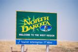 North Dakota - Welcome to the West Region