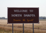 Welcome to North Dakota, my 50th State