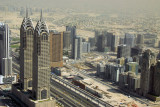 Al Kazim Towers, Dubai Media City, Sheikh Zayed Road