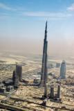 Burj Dubai, Downtown Dubai