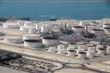 Port of Jebel Ali petrochemical area