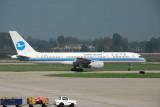 Xiamen Airlines B757 (B-2862) at XIY