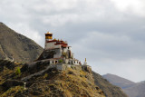 Yumbulagang, considered to be the oldest building in Tibet