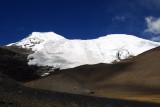 Karo-la Pass at the foot of Mt. Nojin Kangtsang 7191m