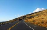 Honoapiilani Highway along the southwest coast of Maui towards Lahaina