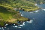 Kipahulu Shoreline and Kukui Bay, southeast Maui