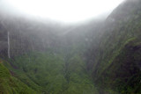 The end of the Waihee Valley