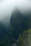 The Īʻao Needle in the West Maui Mountains