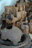Japanese war relics from World War II