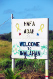 Welcome to Inalahan, a town near the southern tip of Guam