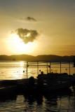 Sunset from Sam's Tours, Palau