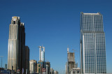 Sheikh Zayed Road from Defense Roundabout
