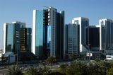 Damac and Crown Plaza, Sheikh Zayed Road