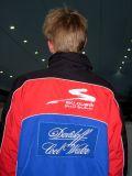 Florian modelling Ski Dubai fashion