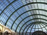 Glass roof, Mall of the Emirates