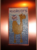 Magrudy's mosaic, Burjuman