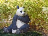 Giant Panda, Dubailand Sales Center