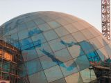 Giant glass globe, Global Village