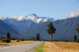 Cook Flat Road to Lake Matheson