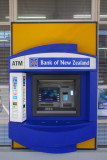 Bank of New Zealand ATM