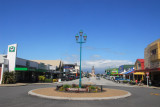 Weld Street at Tancred Street, Hokitika