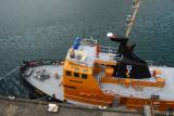 Tug boat Kokiri, Picton