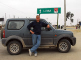 Panamericana to Lima