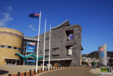Te Papa National Musem, opened in 1998, admission free