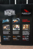Many options - Black Water Rafting