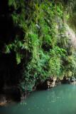 Waitomo Cave river