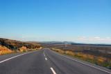 NZ Highway 1 south through the Rangipo Desert