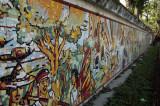 The first set of mosaics are from the wall along Suhrawardi Uddan Road between TSC Circle and Ramna Gate/Doyel Chattar-Dhaka 56