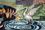 The third set of mosaics is from Viqarunnisa Noon School and College, New Baily Road, Dhaka 53