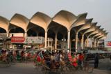Dhaka Kamalapur Railway Station -mid 1960's