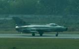 Bangladesh Air Force MiG, Dhaka