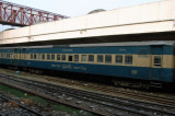 InterCity train at Dhaka Kamalapur Railway Station