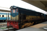 Bangladesh Railway locomotive 2907, Dhaka Kamalapur Railway Station