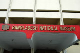 The Bangladesh National Museum wasn't interested in having representation on this site's Museums of the World page...