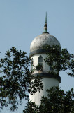 Minaret near TSC Circle, Dhaka