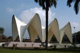 Tin Netar Mazar - Three Leaders Mausoleum (AK Fazlul Huq, Khwaja Nazimuddin, HS Suhrawardy) Shurawardi Uddan Road, Dhaka