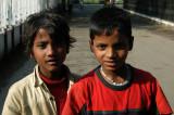 Bangladeshi kids near the High Court