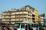 Busy Topkhana Road, Dhaka