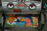 Rickshaw art, Dhaka